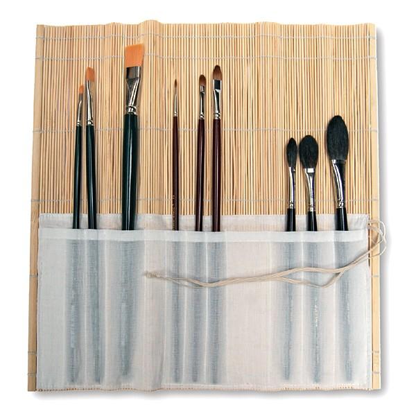 Handover Paint Brushes