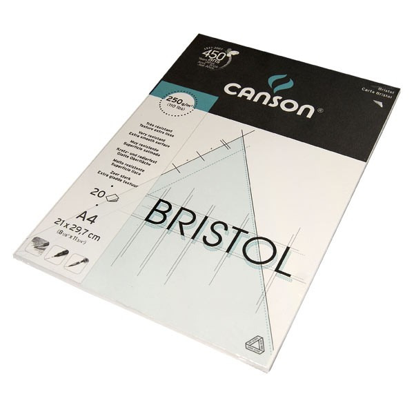 Canson Bristol Pads