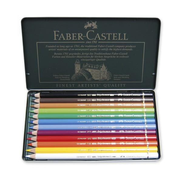 faber castell polychromos pencil sets coloured pencils. Black Bedroom Furniture Sets. Home Design Ideas