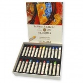 Sennelier 24 Assorted Oil Pastels