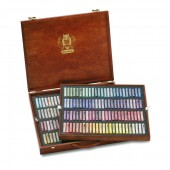 Schmincke Wooden Boxed Set of 200 pastels