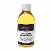Winsor&Newton Refined Linseed Oil
