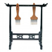 Chinese Wooden Brush Stand