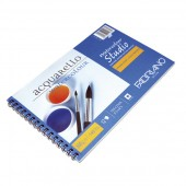 Fabriano Watercolour Spiral Pads