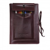 Leather Hoxton Pencil Pad