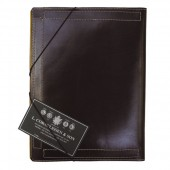 Leather Regent Folio