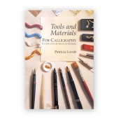 Tools and Materials for Calligraphers
