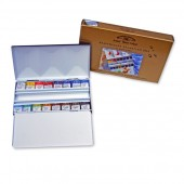 Winsor&amp;Newton Artists Set 16 Half Pans