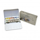 Winsor&amp;Newton Lightweight Box 12 Half Pans