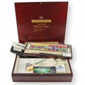 Daler-Rowney Artists Wooden Box