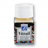 Lefranc Vitrail Glass 50ml