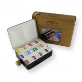 Winsor&Newton Artists Set 12 Half Pans