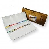 Winsor&amp;Newton Artists Set 24 Half Pans