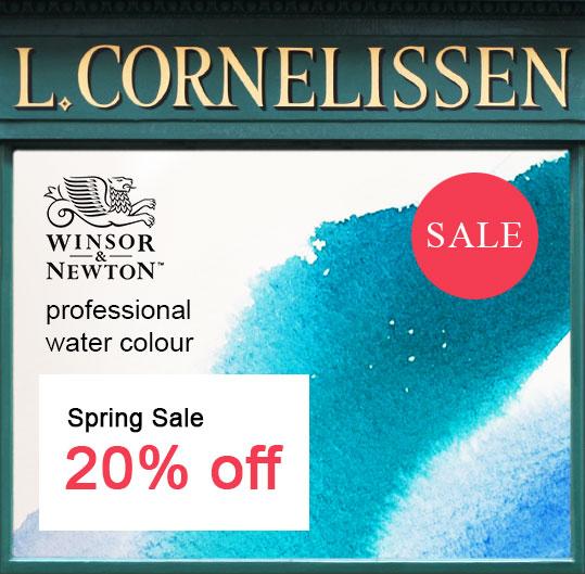Winsor & Newton Spring Sale