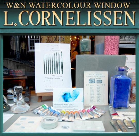 Winsor & Newton Window