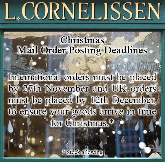 Christmas Posting Deadlines