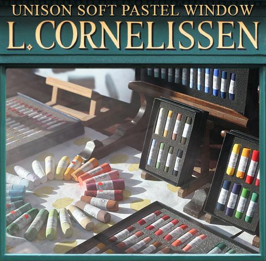 Unison Soft Pastel Window Display