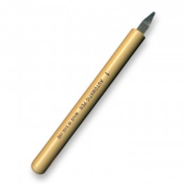 Plain stroke, No.1 Automatic pen, made in England.