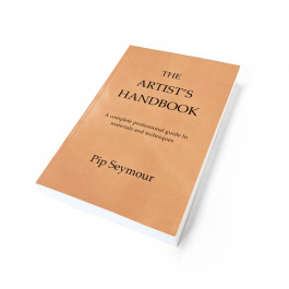 The Artist's Handbook. A complete and professional guide to materials and techniques. Pip Seymour.