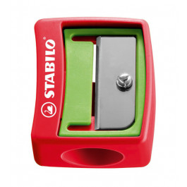 Woody Pencil Sharpener Red