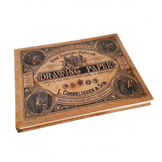 Hardback Book of Drawing Paper