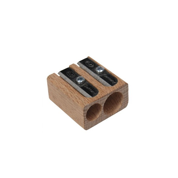 Kum Beech Double Pencil Sharpeners Drawing Calligraphy