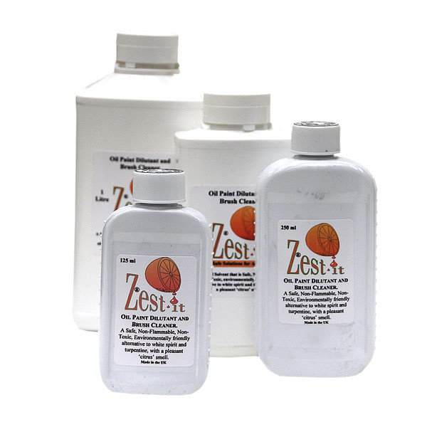 Zest-it Turpentine Substitute - Solvents and Balsams - Oils