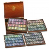 Schmincke Wooden Boxed Set of 400 pastels