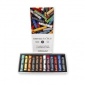 Sennelier Set 12 Assorted pastels