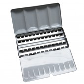 Empty Watercolour box for 48 half pans
