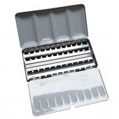 Empty Watercolour box for 48 half pans