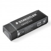 STAEDTLER Rasoplast Eraser Black