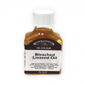 Winsor & Newton Bleached Linseed Oil