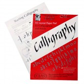 Calligraphy Layout Pad A3