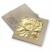 Cornelissen Gold Foil Leaf 24 carat 0.5g-Single