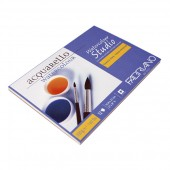 Fabriano Watercolour Glued Pads 25% Cotton
