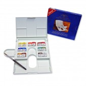 Winsor & Newton Artists Compact Set 14 Half Pans