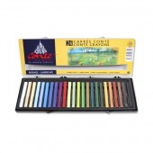 Conte Carre Crayon Set of 24