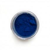 Antwerp Blue pigment in a 15ml jar.