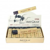 Pack of ArtGraf Soft Watercolour Graphite Stick