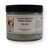 Roberson Bronze Powders Silver 75g
