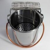 Stainless Steel Brush Washer