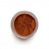 Burt Sienna pigment in a 15ml jar.