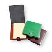 Leather Classic Notepad