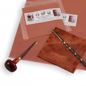 Polished Copper Plate 1.2 mm