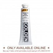 Golden Heavy Body Acrylic 60ml