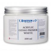 Roberson Acrylic Gesso Primer White