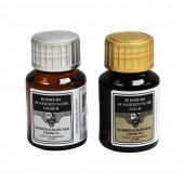 Rohrer & Klingner Silver & Gold Drawing Ink