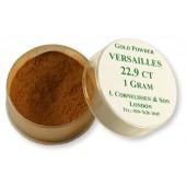 Cornelissen Gold Powder 1 g Versailles 22.9 Carat