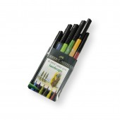 Faber-Castell Brush Pen Landscape Set